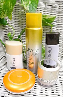 最強UV対策商品
