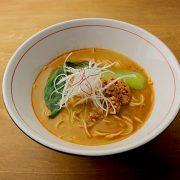 【進化系】カレー担々麺「虎杖」有楽町にオープン